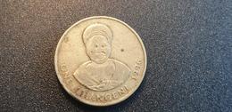 SWAZILAND : 1 Lilangeni 1996 - Swazilandia
