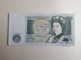 One Pound Bank Of England (neuf) - USA