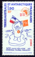 Terres Australes 1977 Yvert 73 ** TB - Nuovi