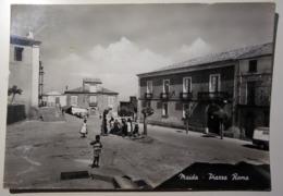 Maida (Catanzaro) - Piazza Roma - Animata - 1969 - Italy