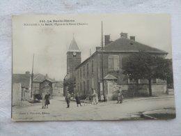 Bologne - La Mairie, L' Eglise Et La Route D'Andelot - 541 La Haute Marne - Andelot Blancheville