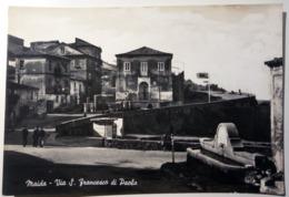 Maida (Catanzaro) - Via S. Francesco Di Paola - Viaggiata - Italy