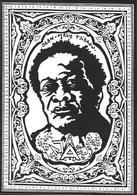 CPM Nouvelle Calédonie New Calédonia Kanak Canaque TJIBAOU Maçonnique Tirage Limité Signé Numéroté En 12 Exemplaires - Neukaledonien