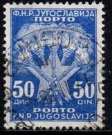 Jugoslavia - Seganatasse - Portomarken