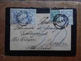 REGNO - Lettera Inviata In Alta Slesia (estero) + Spese Postali - Marcophilia