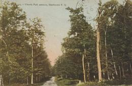 Entree Parc Victoria, Sherbrooke, Quebec   Adressee Windsor Mills - Sherbrooke