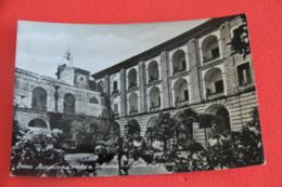 Caserta Sessa Aurunca Cortile Del Liceo Ginnasio 1963 - Caserta