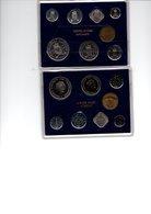 NEDERLANDSE ANTILLEN MUNTSET 1982 FDC - Antille Olandesi