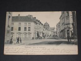 MECHELEN - Hanswijkstraat Vijfhoek - Uitg. Hoffmann N°3546 - Malines