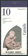 Canada 1995 Mi. MH 0-202 Carnet 100% Neuf ** Noël - Ganze Markenheftchen
