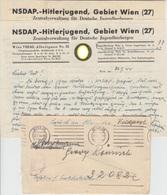 DR - Feldpostbrief Wien - Fp.Nr. 32082 C 22.9.44 - Zurück, Gefallen - Inhalt !! - Allemagne