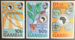 Gambia 1975 African Development Bank MNH - Gambie (1965-...)
