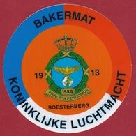 Bakermat Koninklijke Luchtmacht Soesterberg Nederland Airforce Holland Army Sticker Adesivo Aufkleber Autocollant - Aufkleber