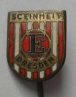 SC Einheit Dresden  GERMANY DDR FOOTBALL CLUB SOCCER / FUTBOL / CALCIO PINS BADGES P4/2 - Fútbol