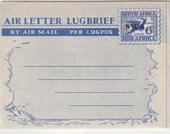 Suedwestafrika / Aerogramm ** (BB37) - Südwestafrika (1923-1990)