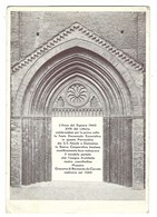 5952 - IMOLA PORTALE DELLA CHIESA SS NICOLO' E DOMENICO 1942 - Imola