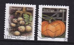 Sweden 2008, Minr 2656-2657 Vfu - Schweden