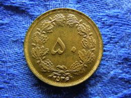 IRAN 50 DINARS 2536/1977, KM1156a AU - Iran