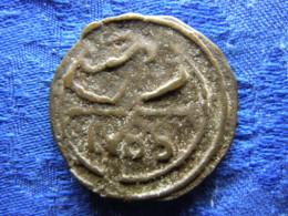 MOROCCO 4 FALUS 1288/1871,  KM166.2 MARRAKESH - Maroc