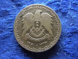 SYRIA 1 LIRA 1369/1950, KM85 - Syrie