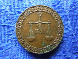 ZANZIBAR 1 PYSA 1299/1881, KM1 Corrosion - Autres – Afrique