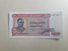 50 Makuta 1979 (neuf) - Congo