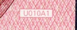 "FRANCE  10 EURO  UA U010 A1 FIRST POSITION  Ch. ""27""   DRAGHI   UNC - 10 Euro"