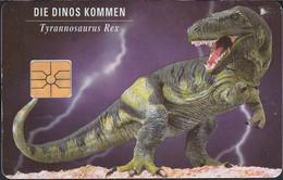 Czech Republic Chip  Saurier Tyrannosaurus Rex - Mint - Tchécoslovaquie
