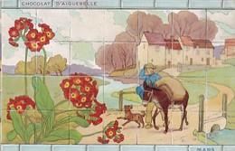 Chocolat D'Aiguebelle - Mars          (200502) - Publicité