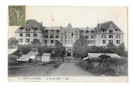 (26874-35) Saint Lunaire - Le Grand Hôtel - Saint-Lunaire