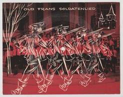 12) Oosterhoutse Nachtegalen Oosterhout N-B 45T Oud Frans Soldatenlied - Special Formats