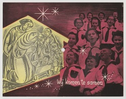 13) Oosterhoutse Nachtegalen Oosterhout N-B 45T Wij Komen Tesamen (christmas) - Special Formats