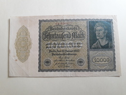 10000 Mark 1922 - 10000 Mark