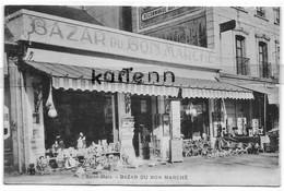 D 35 - LOT DE 15 CAP - ST SAINT MALO - Bazar Du Bon Marché Place Chateaubriand Courtoiville Brittany Grand Bey ETC ... - Cartes Postales