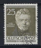 Berlin 1952 Mi. 98 Oblitéré 100% 25 Pf, Personnalité - Used Stamps