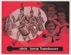 6) Oosterhoutse Nachtegalen Oosterhout N-B 45T Drie Jong-tamboers - Formatos Especiales