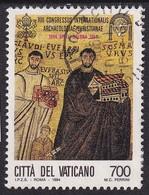 Vatican 1994, Minr 1124 Vfu - Oblitérés