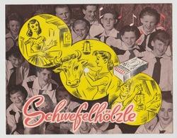 4) Oosterhoutse Nachtegalen Oosterhout N-B 45T Schwefelhölzle-volkslied Lucifer - Special Formats