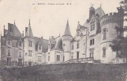 CP 37 Indre Et Loire Monts Château De Candé 106 HB - Sonstige Gemeinden