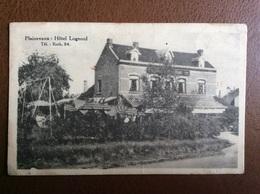 Plainevaux : Hôtel Lognoul - Café Liege Neupré - Tel. Roth 84 - Neupré