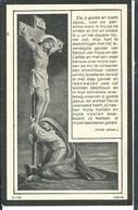 Doodsprentje 1933 Aalst Begijntje Gent H Begga Stephanie Careel - Religion & Esotérisme