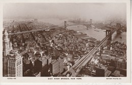 USA - NEW YORK - East River Bridges - Ponts & Tunnels
