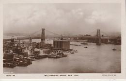 USA - NEW YORK - Williamsburg Bridge - Ponts & Tunnels