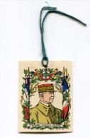 """WW2 - Très Belle étiquette Maréchal Pétain Pour étiquetter Les Colis De Prisonniers """"Travail - Famille - Patrie"""" WWII - 1939-45"""