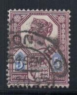 Grande-bretagne 1887 Mi. 93 Oblitéré 80% 5 Pence, Reine Victoria - 1840-1901 (Victoria)