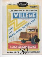"""AUTOMOBILIA, WILLEME,dans Les Problèmes Pétroliers, """"Série Collector's"""", 16 Pages De Reproductions - Altri"""