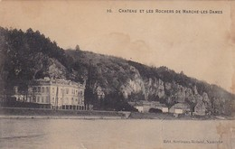 CPA Marche-les-Dames - Chateau Et Les Rochers - Ca. 1915 (49744) - Belgique