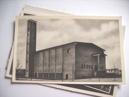 Nederland Holland Pays Bas Emmeloord Met Gereformeerde Kerk - Emmeloord