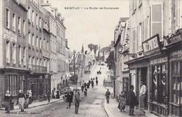 Manche - Saint-Lo - La Route De Coutances - Saint Lo
