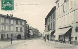 CPA 81 Tarn Gaillac Rue Joseph Rigal - Gaillac